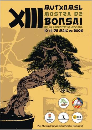 Bonsai XIII Mostra de bonsái de la Comunitat Valenciana - CBALICANTE