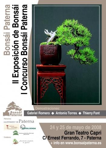 Bonsai Cartel expo - bonsaipaterna