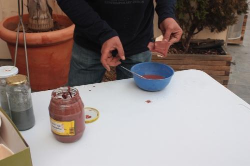 Bonsai Preparando para la cocción - José  Guerao - torrevejense