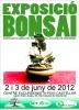 Cartel Exposició Bonsai Sta Coloma de Gramenet