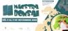 Cartel II Muestra Bonsai en Alhama de Murcia
