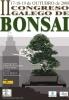 Cartel II Congreso Gallego de Bonsai
