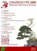 Cartel Congresio FPB 2009 - Federacion Portuguesa de bonsai