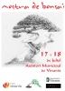 Cartel II Exposicion Bonsai Vinaros